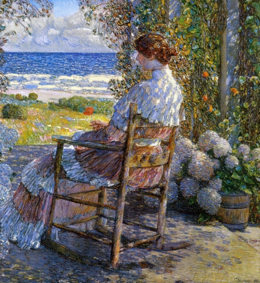 Childe Hassam - More