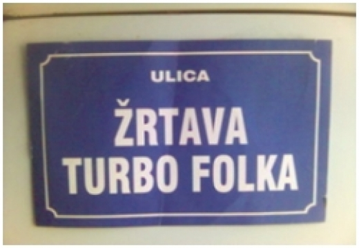 Turbo-folk - veliki srpski kreking